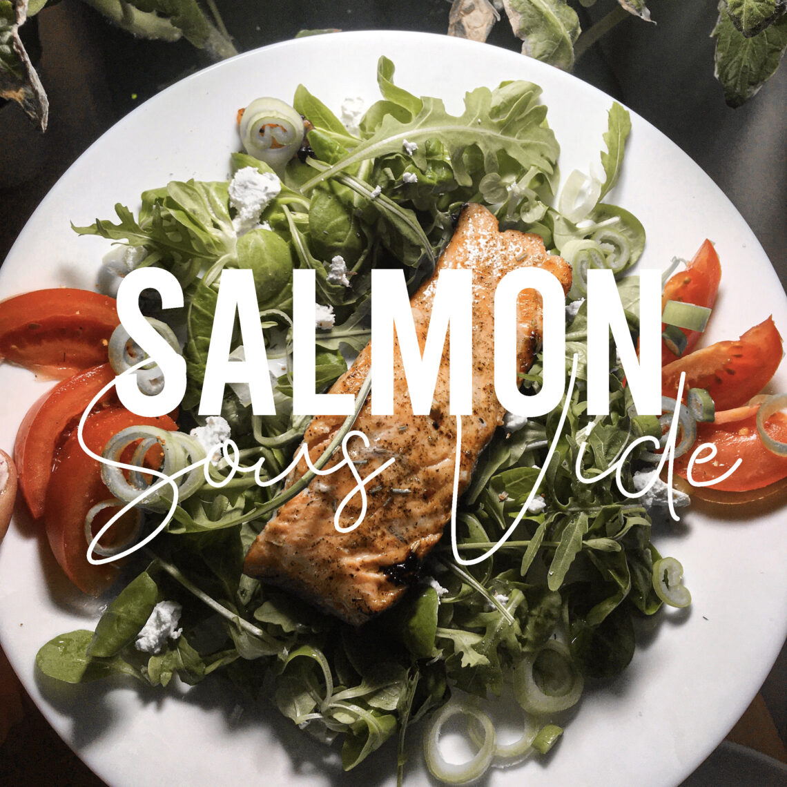 Fitness Dinner Salmon Recipe