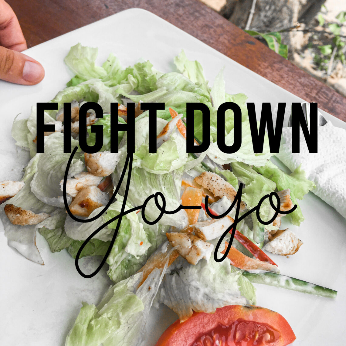 Fight Down Yo-yo Diet