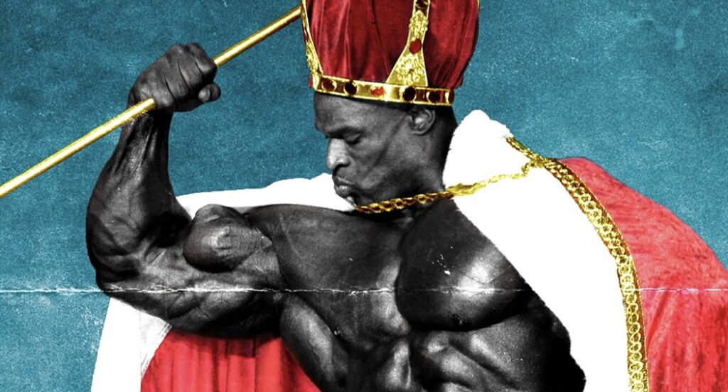 Ronnie Coleman: The King