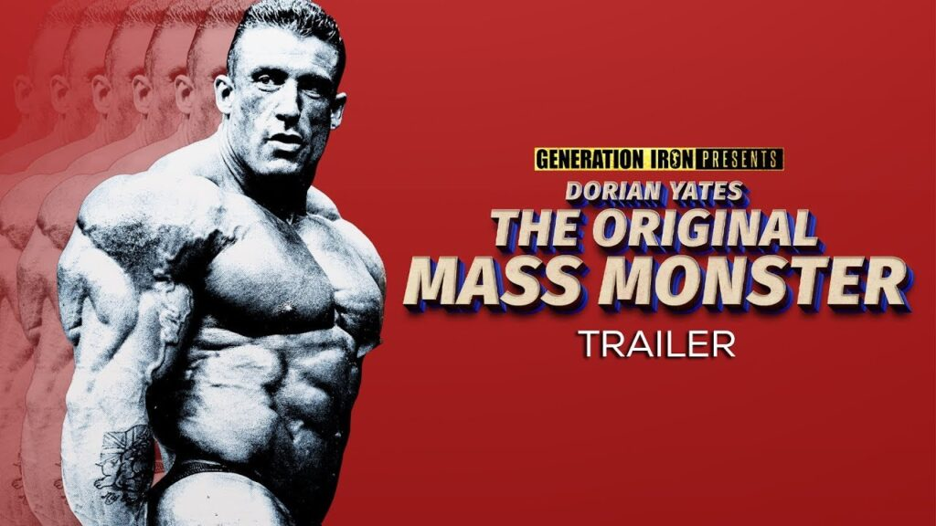 Dorian Yates: The Original Mass Monster